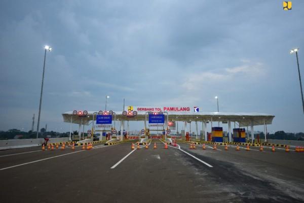 Kementerian PUPR Targetkan 427 Km Ruas Tol Baru Tuntas di 2021