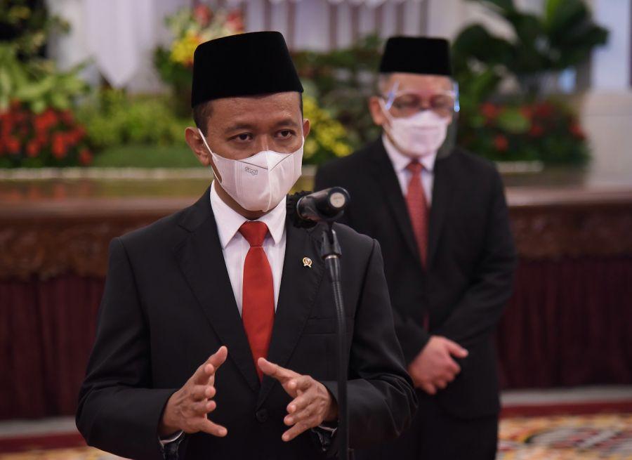 Menteri Investasi/Kepala BKPM: Tugas Kami Sinergikan Investasi dari Dalam dan Luar Negeri