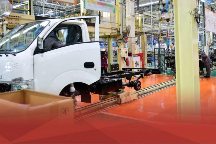 PMI Sebut Manufaktur Indonesia Cetak Rekor Tertinggi, Tembus Level 54,6