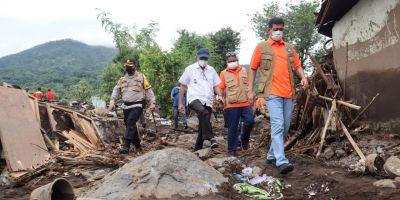 Kepala BNPB: Kerja Sama Penanganan Bencana di NTT dan NTB Berjalan Maksimal