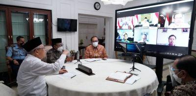 Wapres: Pemerintah Dukung Riset dan Inovasi Teknologi untuk Majukan Ekonomi Syariah Nasional